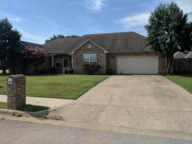 265 Pine Meadow Drive, Farmington, AR 72730 (MLS #1154583) :: McNaughton Real Estate