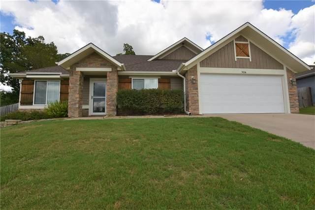 904 Ravine Street, Cave Springs, AR 72718 (MLS #1154607) :: McNaughton Real Estate