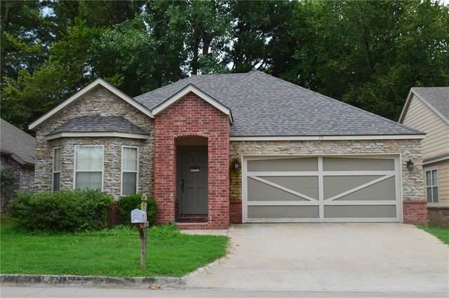75 E Madrid Street, Fayetteville, AR 72703 (MLS #1154635) :: Jessica Yankey | RE/MAX Real Estate Results