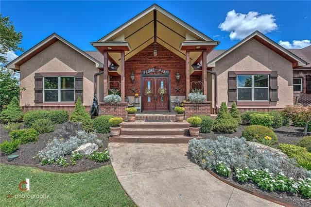 13728 Hogeye Road, Prairie Grove, AR 72753 (MLS #1154664) :: Five Doors Network Northwest Arkansas