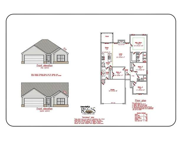 3758 Linwood Street, Springdale, AR 72764 (MLS #1154704) :: Annette Gore Team | RE/MAX Real Estate Results