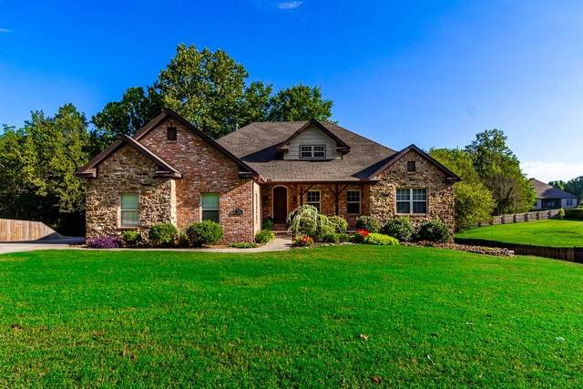 388 Brown Road, Cave Springs, AR 72718 (MLS #1154781) :: McNaughton Real Estate