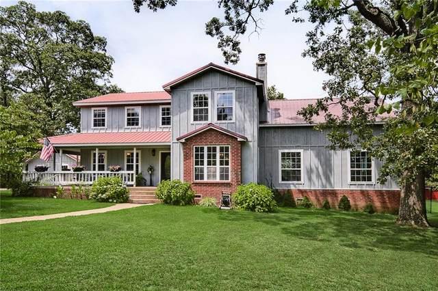 11209 N Highway 59, Gravette, AR 72736 (MLS #1154797) :: McNaughton Real Estate
