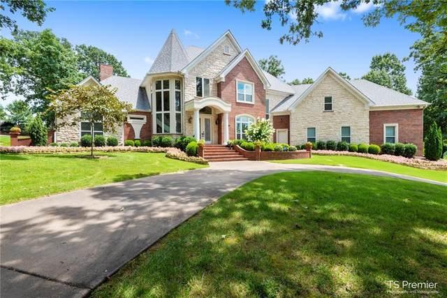 3623 Thornbury Drive, Springdale, AR 72764 (MLS #1154819) :: Jessica Yankey   RE/MAX Real Estate Results