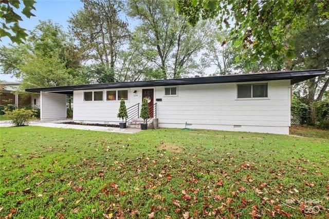 1504 Sycamore Street, Rogers, AR 72758 (MLS #1154904) :: Five Doors Network Northwest Arkansas