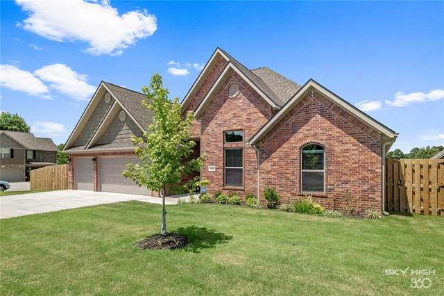 1405 Fir Street, Rogers, AR 72758 (MLS #1154980) :: Five Doors Network Northwest Arkansas