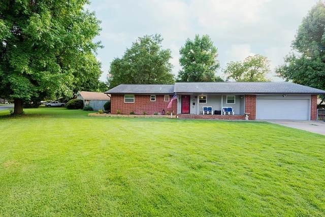 700 Carlton Street, Springdale, AR 72762 (MLS #1155081) :: Five Doors Network Northwest Arkansas