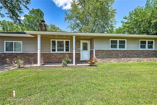 1321 Acorn Drive, Rogers, AR 72756 (MLS #1155126) :: Five Doors Network Northwest Arkansas