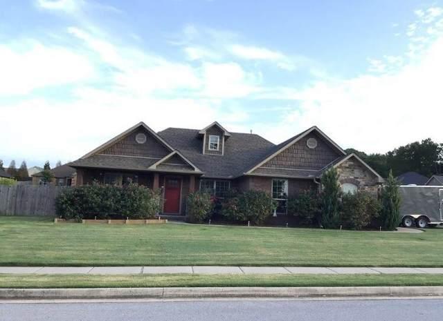 1211 Cavalry Lane, Prairie Grove, AR 72753 (MLS #1155131) :: Five Doors Network Northwest Arkansas