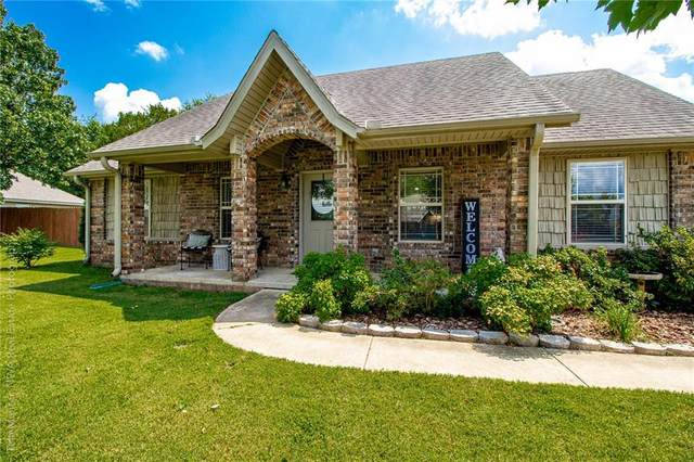 721 Stonecrest Court, Prairie Grove, AR 72753 (MLS #1155172) :: Five Doors Network Northwest Arkansas
