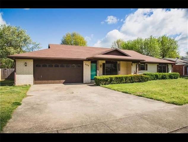 808 Prairie Oaks Drive, Prairie Grove, AR 72753 (MLS #1155186) :: Jessica Yankey | RE/MAX Real Estate Results