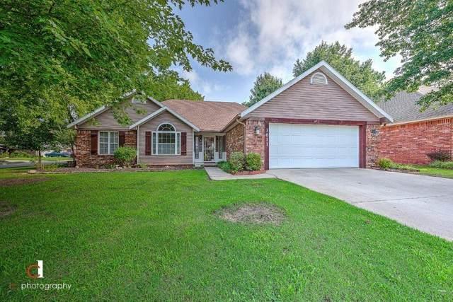 3611 W Beech Drive, Rogers, AR 72756 (MLS #1155191) :: McNaughton Real Estate