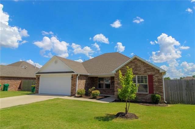 531 Lasso Lane, Centerton, AR 72719 (MLS #1155201) :: McNaughton Real Estate