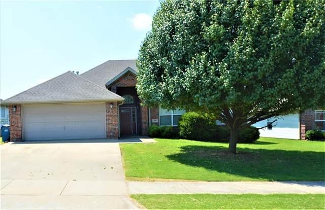 706 SW Crystal Street, Bentonville, AR 72712 (MLS #1155218) :: Five Doors Network Northwest Arkansas