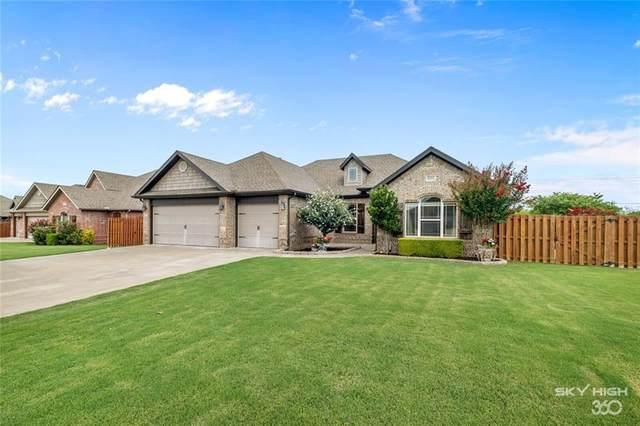 6101 W Sage Drive, Rogers, AR 72758 (MLS #1155241) :: Five Doors Network Northwest Arkansas