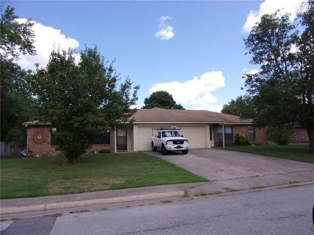 1503 Thrush Street, Springdale, AR 72764 (MLS #1155260) :: Five Doors Network Northwest Arkansas