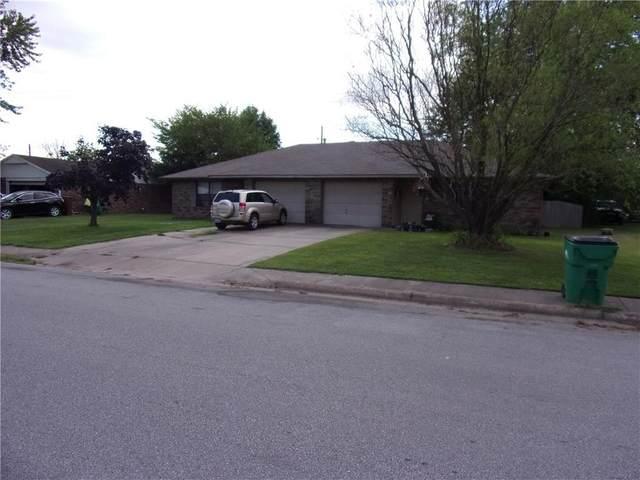 1608 Thrush Street, Springdale, AR 72764 (MLS #1155265) :: Five Doors Network Northwest Arkansas