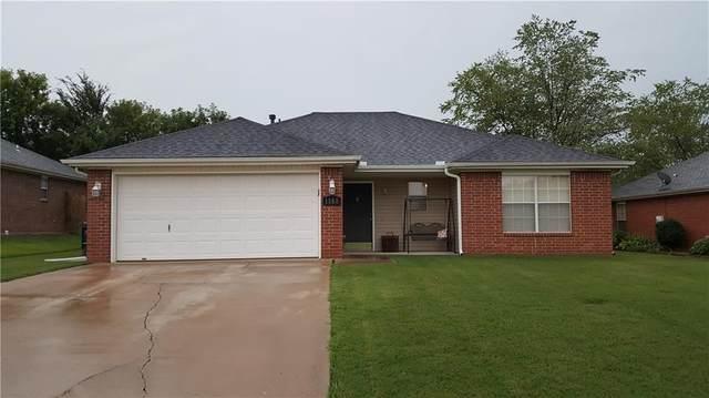 1160 S Jasmine Lane, Fayetteville, AR 72704 (MLS #1155270) :: Five Doors Network Northwest Arkansas