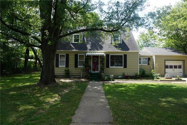 808 N Pleasant Street, Springdale, AR 72764 (MLS #1155276) :: Five Doors Network Northwest Arkansas