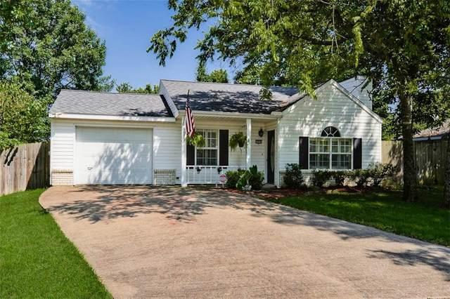 1678 Timberridge Court, Fayetteville, AR 72704 (MLS #1155278) :: McNaughton Real Estate