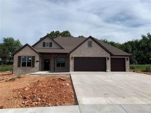 246 Mill Park Lane, Springdale, AR 72762 (MLS #1155309) :: Five Doors Network Northwest Arkansas