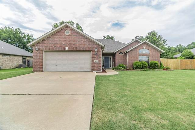 4634 W Tumbleweed Street, Fayetteville, AR 72704 (MLS #1155342) :: McNaughton Real Estate