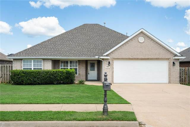 6107 39th Street, Rogers, AR 72758 (MLS #1155363) :: Five Doors Network Northwest Arkansas