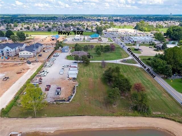 201 Greenhouse Road, Centerton, AR 72713 (MLS #1155370) :: McNaughton Real Estate