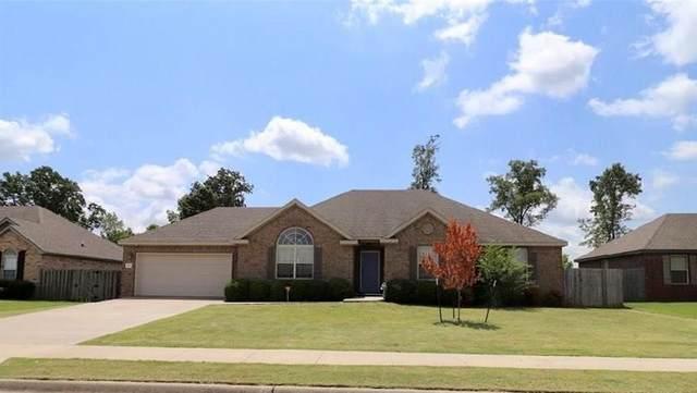 2805 SW Tanglewood Avenue, Bentonville, AR 72713 (MLS #1155371) :: Five Doors Network Northwest Arkansas