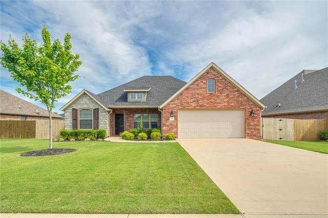 222 Penzo, Springdale, AR 72762 (MLS #1155382) :: Five Doors Network Northwest Arkansas