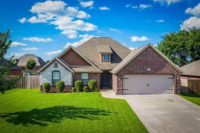 3606 SW Davinci Boulevard, Bentonville, AR 72712 (MLS #1156415) :: Five Doors Network Northwest Arkansas