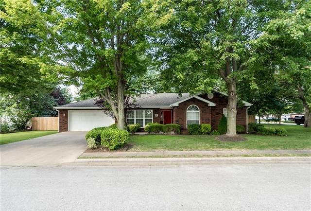 1604 Michael Lane, Siloam Springs, AR 72761 (MLS #1156421) :: Five Doors Network Northwest Arkansas