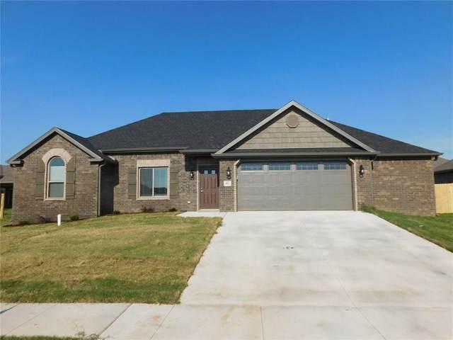 611 Captain Hopkins Street, Prairie Grove, AR 72753 (MLS #1156422) :: Five Doors Network Northwest Arkansas