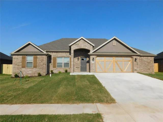631 Captain Hopkins Street, Prairie Grove, AR 72753 (MLS #1156425) :: Five Doors Network Northwest Arkansas