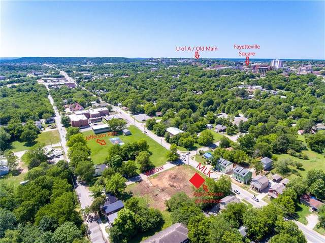 610 S Willow Avenue, Fayetteville, AR 72701 (MLS #1156456) :: McNaughton Real Estate