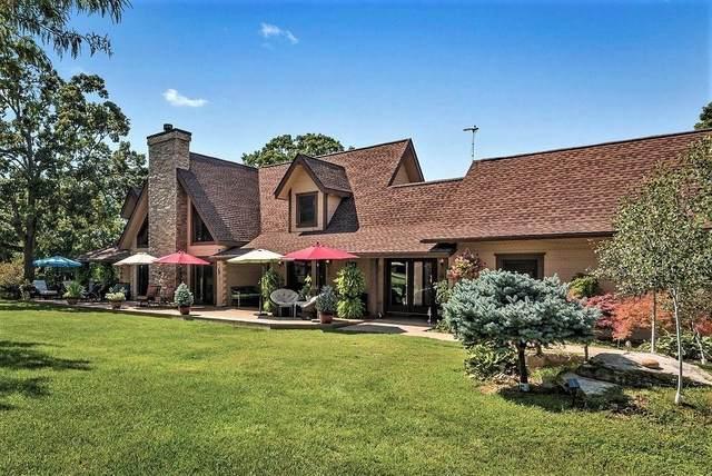 463 County Road 2281, Eureka Springs, AR 72631 (MLS #1156527) :: McNaughton Real Estate