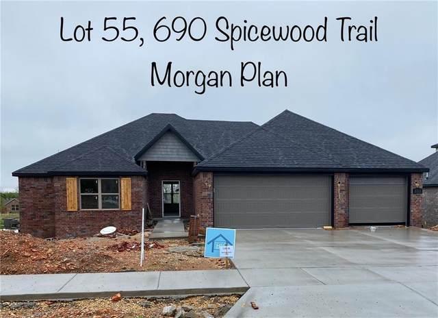 690 Spicewood Trail, Centerton, AR 72719 (MLS #1156558) :: McNaughton Real Estate