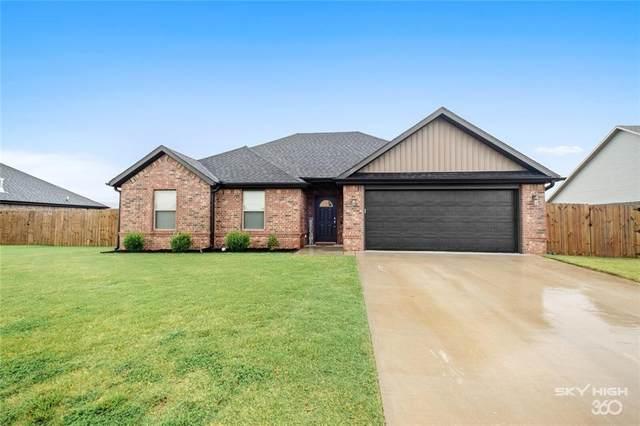 1251 General Mccrae, Prairie Grove, AR 72753 (MLS #1156613) :: McNaughton Real Estate