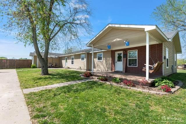 1677 S Mally Wagnon Road, Fayetteville, AR 72701 (MLS #1156615) :: McNaughton Real Estate