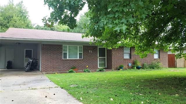 71 S Locust Street, Farmington, AR 72730 (MLS #1156629) :: McNaughton Real Estate