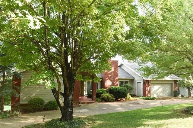 667 N Cliffside Drive, Fayetteville, AR 72701 (MLS #1156633) :: McNaughton Real Estate