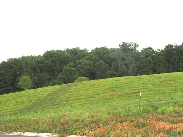 Lot 5 NW Hidden Cove, Bentonville, AR 72712 (MLS #1156646) :: McNaughton Real Estate