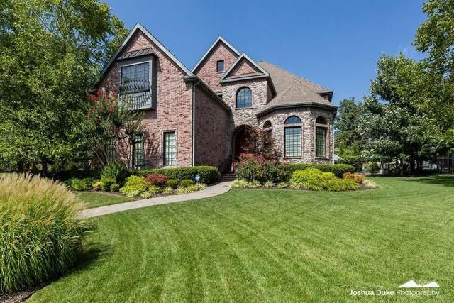 4461 Caddo Lane, Fayetteville, AR 72704 (MLS #1156647) :: McNaughton Real Estate