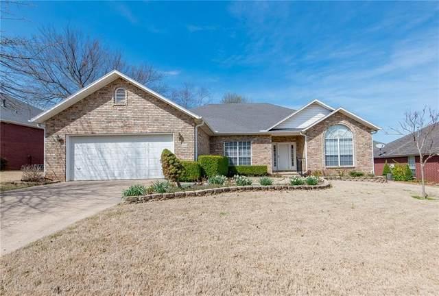 2652 E Tulip Court, Fayetteville, AR 72701 (MLS #1156651) :: McNaughton Real Estate