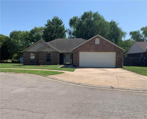 603 Aspen Place, Prairie Grove, AR 72753 (MLS #1156653) :: McNaughton Real Estate