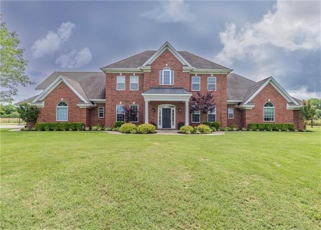 18380 Columbine Road, Fayetteville, AR 72704 (MLS #1156660) :: McNaughton Real Estate