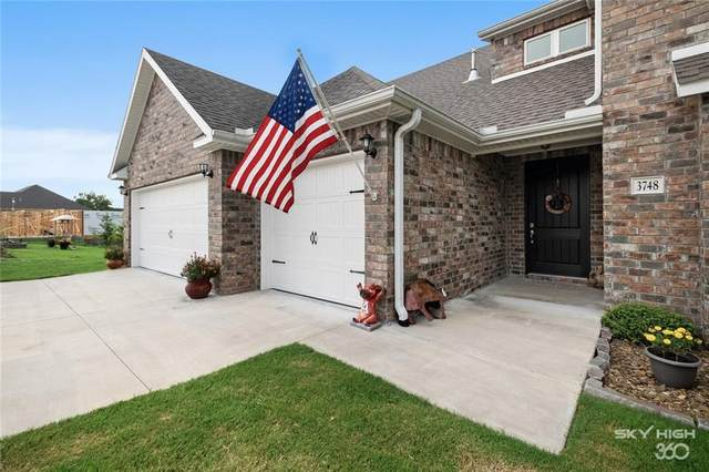 3748 E Spyglass, Fayetteville, AR 72701 (MLS #1156670) :: McNaughton Real Estate