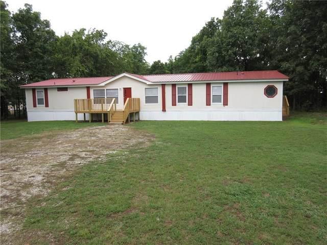 14675 Blue Mountain Road, Prairie Grove, AR 72753 (MLS #1156696) :: McNaughton Real Estate