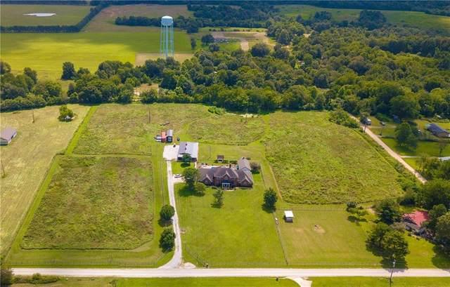 18380 Columbine Road, Fayetteville, AR 72704 (MLS #1156744) :: McNaughton Real Estate