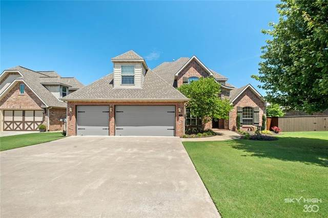 1104 Westbury Place, Bentonville, AR 72713 (MLS #1156753) :: McNaughton Real Estate